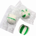 Green Soft Candy Balls - Lime