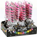 Pink & Black Unicorn Pop Celebrations - 18CT Box