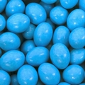 Light Blue Chocolate Jordan Almonds