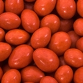 Orange Chocolate Jordan Almonds