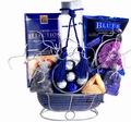 True Blue Temptation - Purim Basket