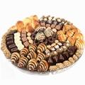 16-Inch Chocolate Truffle & Rugelach Gift Tray