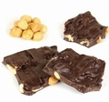 Dark Chocolate Hazelnut Barks - 8 oz Box