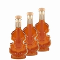 Medium Honey Violin Bottle