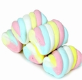 Passover Multicolor Fruity Marshmallows Twists - 5.3 oz