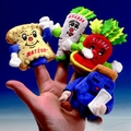 The 4 Questions Finger Puppets