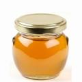 Glass Honey Jar - 3 oz