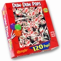 Watermelon Dum Dum Pops - 120CT Box