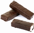 Passover Dark Chocolate Covered Vanilla Bars - 6 Pc. Box