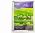 Jerusalem Shana Tova Gift Card - 8PK