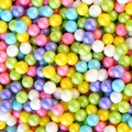Pastel Mix Shimmer Pearl Candy Beads