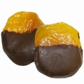 Dark Chocolate Dipped Apricots - 8 oz Box