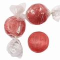 Red Hard Candy Buttons - Pomegranate