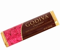 Godiva Raspberry Filled Dark Chocolate Bar