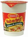 Mashed Potatoes with Vegetables Cup - 12PK