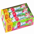 AirHeads 2-IN-1 Strawberry & Watermelon Big Taffy Bars -  24CT Box