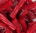 Red Mini Licorice Twists - Strawberry
