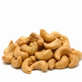Roasted Unsalted Cashews
