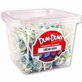 Cream Soda Dum Dum Pops - 1 LB Tub
