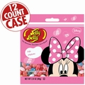 Jelly Belly Minnie Mouse Jelly Beans - 2.8 oz Bag -12CT Case