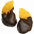 Dark Chocolate Dipped Pineapple - 8 oz Box