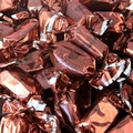 Brown Foiled Zaza Chews - Chocolate