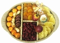 Rosh Hashanah Dried Fruit Platter (Israel Only)