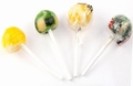 Passover Yellow & Green Ball Lollipops - 7 oz