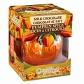 Milk Chocolate Pumpkin Spice Break-A-Part Ball