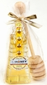 Mini Brick Tower + Honey Dipper Favor Bag