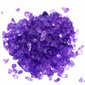 Purple Rock Candy Crystals - Grape