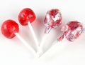 Passover Strawberry Flavored Lollipops - 7 oz