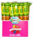 Pineapple Fruit Leather Rolls - 5-Pack