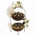 Elegant Two Tier Chocolate Gift