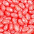Teenee Beanee Pink Jelly Beans - Cabana Strawberry Banana - 10 LB Case