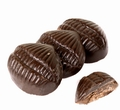Dark Crown Praline Chocolate Truffles - 5 LB Box