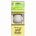 Milk Chocolate Golf Balls Box