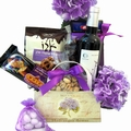 Luscious Lavender - Purim Basket (Israel Only)