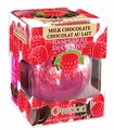 Milk Chocolate Raspberry Break-A-Part Ball
