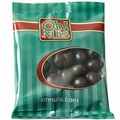 Dark Chocolate Covered Peanuts Snack Packs - 12CT Box