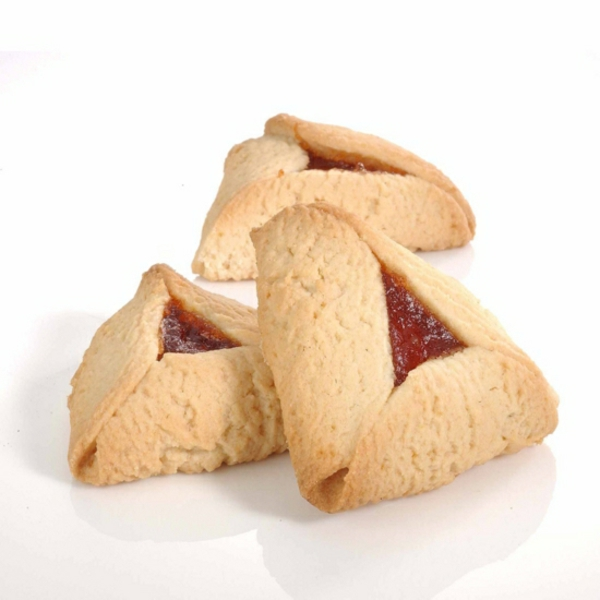 The fruit filled Hamantaschen are the most widely seen Hamantaschen ...