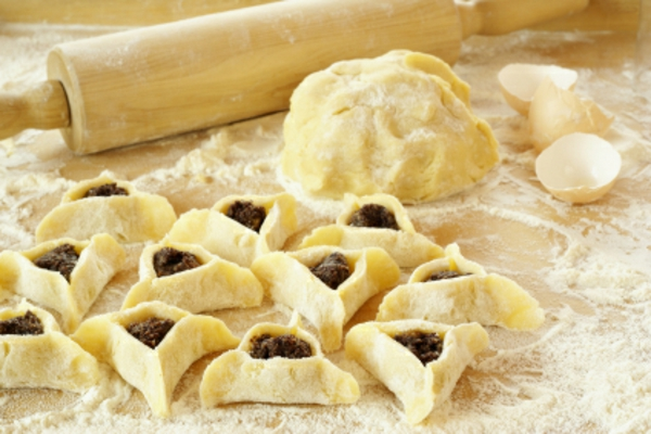 Traditional Hamantaschen Fillings