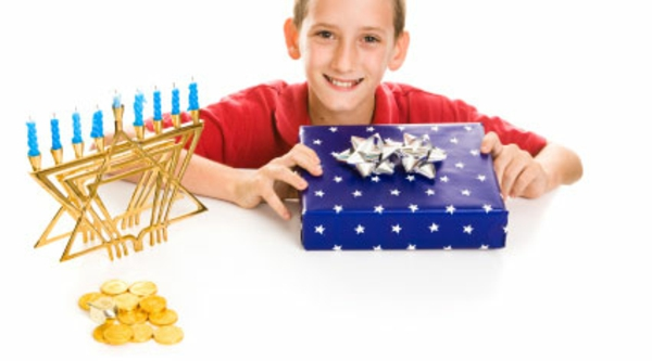 Hanukkah Gift Ideas For Children