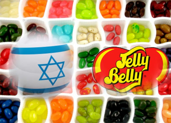 Jelly Belly Opens First Concept Store in Israel