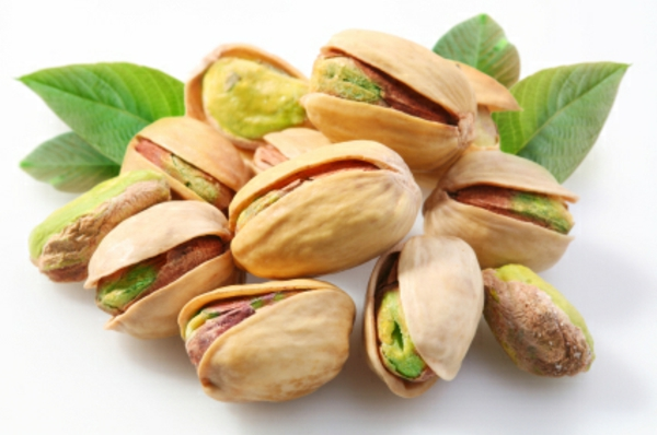 Pistachios May Reduce Cancer Risk