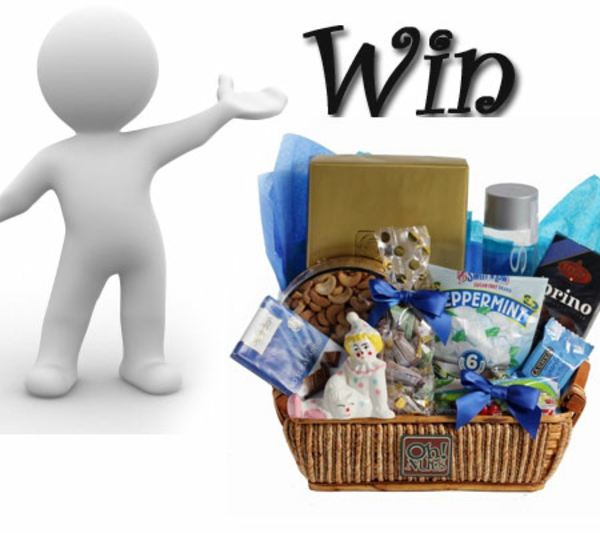 9 Ways to Win a Free Purim Gift Basket