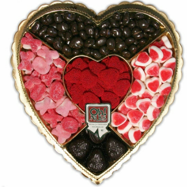 Candy For Valentine S Day Oh Nuts Blog