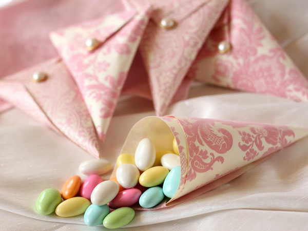 Jordan Almonds Wedding Favor