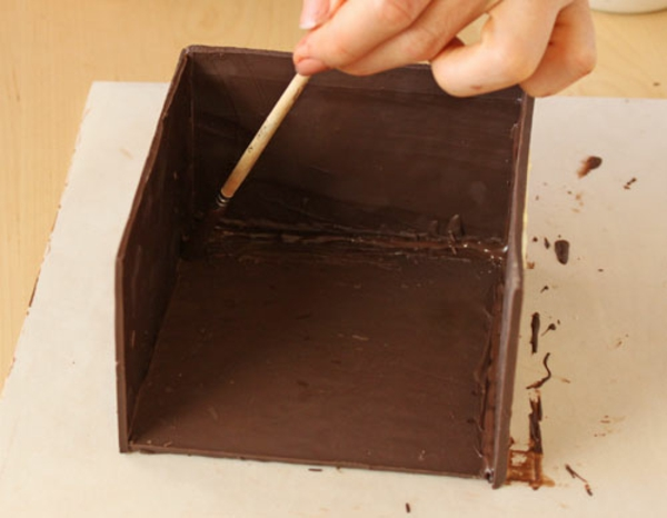 How to Make Chocolate Boxes