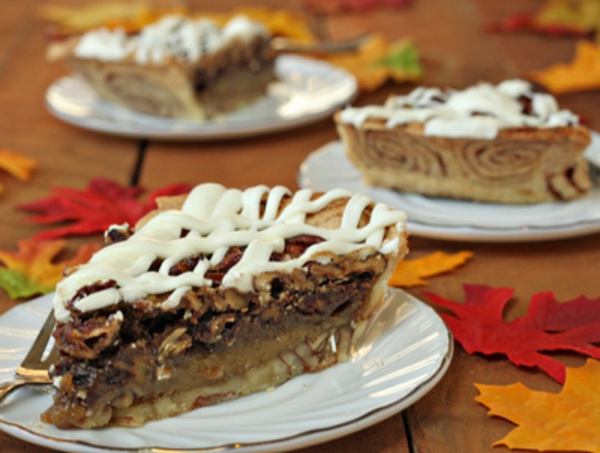 Pecan Pie With Cream Cheese Crust Recipes — Dishmaps